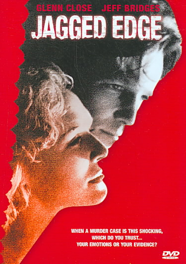 JAGGED EDGE BY BRIDGES,JEFF (DVD)