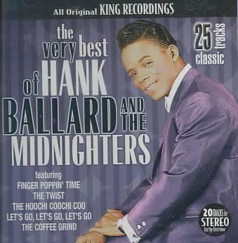 VERY BEST OF HAND BALLARD BY BALLARD,HANK/MIDNIG (CD)