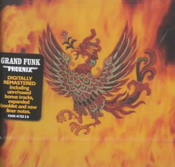 PHOENIX BY GRAND FUNK RAILROAD (CD)
